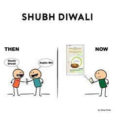 True Right? Blessings For Diwali #Diwali #Lights #GreenDiwali #India #Shoppirate #Festival