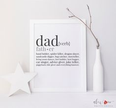 Fathers Day Gift. First Fathers Day. Father Gift. Gifts for Dad. Dad Print. Dad Printable. Dad Presents. Dad Gifts. Gift for Father. by alexandcoprintables on Etsy https://www.etsy.com/listing/242338674/fathers-day-gift-first-fathers-day