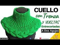 ✅ Tessuti a 2 aghi 🌈 Collo a sciarpa a due aghi con TRECCIA 3D e giri irregolari - YouTube Knitting Stitches, Knitting Patterns, Crochet Scarves, Crochet Hats, Neck Scarves, Neck Warmer, Fabric, Crafts, Collection