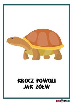 Zabawy ruchowe w przedszkolu - karty obrazkowe i inspiracje - Pani Monia Games For Kids, Diy For Kids, Activities For Kids, Polish Language, Sensory Integration, Fire Safety, Special Needs, Speech And Language, Rubber Duck