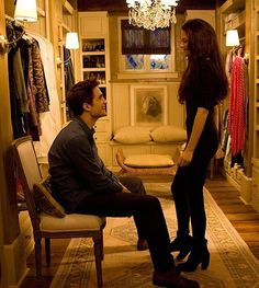 #BreakingDawn Part 2: Check out that closet!