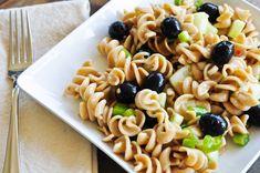 Pasta Salad via @addapinch | Robyn Stone #SaladSocial