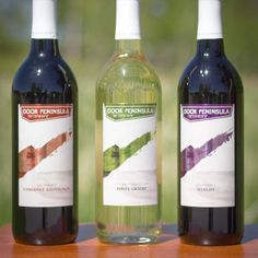 Located in Sturgeon Bay, Door Peninsula Winery is a locally owned establishment known for producing a large variety of award-winning, fruit-based wines. In an effort to strengthen the branded appea...
