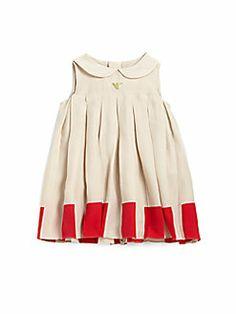 Armani Junior - Infant's Pleated Dress