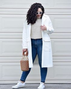 Plus Size Winter Trends 2019 Winter Trends, Fall Fashion Trends, Autumn Fashion, Spring Fashion, Look Plus Size, Dress Plus Size, Plus Size Jeans, Plus Size Fashion For Women, Plus Size Womens Clothing