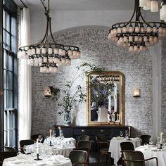 The CouCou, Part of 11 Howard New York. #hotel #interior #interiordesign #design #hospitalitydesign