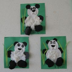 * Pandabeer! Pootjes van muizentrapjes!