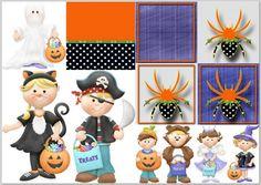 Clipart Dulce Halloween. | Ideas y material gratis para fiestas y celebraciones Oh My Fiesta!