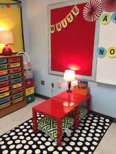 The Good Life: My Classroom!!