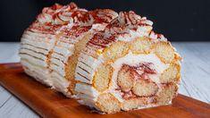 Party Desserts, Sweet Desserts, Dessert Recipes, Tiramisu Dessert, Italian Cake, Poke Cakes, Brownie Cake, Christmas Cooking, Cake Decorating Tutorials