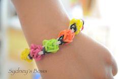 Rainbow Loom Friendship Bracelet