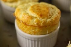 Get Cheese Souffle Recipe from Food Network Savory Souffle Recipe, Spinach Souffle, Egg Souffle, Cheese Souffle, Souffle Recipes, Souffle Ideas, Breakfast Souffle, Vegetarian, Panna Cotta