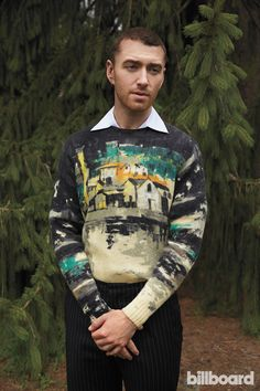 Sam Smith: Photos from the Billboard Shoot Frederick Smith, Singer Sam Smith, Uk Singles Chart, Almost Famous, Celebs, Celebrities, Good Looking Men, Queen, Billie Eilish