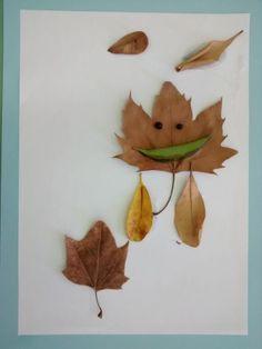 Σήμερα κρατούσαμε στην τάξη φθινοπωρινά φύλλα εμπνευσμένοι από το ποίημα στη Γλώσσα που μιλούσε για το φθινόπωρο και τα φύλλα. Είχα πάρει ιδέες από το Pinterest για διάφορες κατασκευές που μπορούμε...