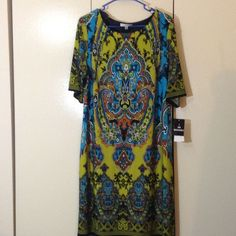 Cit Multi Sandra Darren Dress