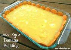 Duck Dynasty Copycat Banana Pudding | This Southern banana pudding recipe is such a classic!