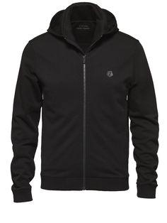 Sweatshirt de voyage noir 10poches FW16 9898022 | Zegna