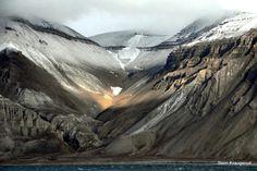 By Stein Kraugerud. Spitsbergen, Svalbard, Norway