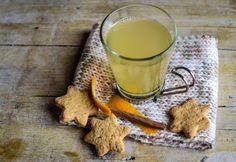 ginger and orange tea