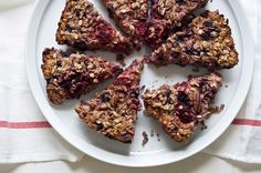 Apple-Berry Baked Oatmeal - Recipes - Whole Foods Market Cooking Greenville
