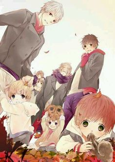 Prussia and Germany, England and America, France and Canada, Spain and Romano