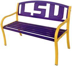 LSU Bench - LSU Tigers - SHOP SPECIALS - Stine
