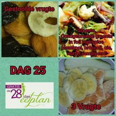 dag 25 Dash Diet Recipes, Low Sodium Recipes, Whole Foods Market, Halloumi, 28 Dae Dieet, Dash Diet Plan, Dieet Plan, Mediterranean Diet Meal Plan, Smoothie Recipes For Kids