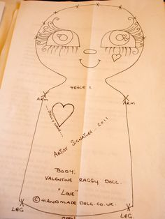 primitive images free | free pattern for primitive folk art rag doll....love. there is also a ...