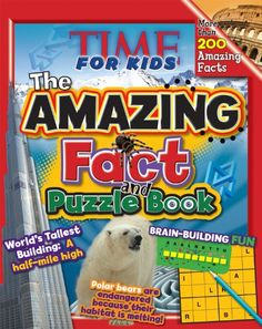Bestseller Books Online TIME For Kids The Amazing Fact and Puzzle Book Editors of Time for Kids Magazine $9.99  - http://www.ebooknetworking.net/books_detail-1603208410.html