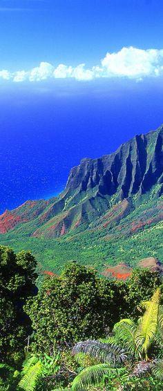 Kalalau Valley, Hawaii, USA