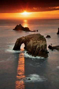 Lands End, Cornwall xx