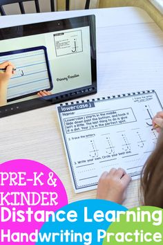 Beginning handwriting skills can be FUN with these super helpful, catchy, and cute rhymes that will help your students learn and practice how to correctly form capital letters, lowercase letters, and numbers from 0-9! This pack also includes pre-letter practice as well, which is perfect for pre-school and the beginning of kindergarten. This resource includes posters, student practice pages, and a short instructional video for capital letters, lowercase letters, and numbers 0-9. Word Work Activities, Spelling Activities, Classroom Activities, Learning Activities, Teaching Resources, Teaching Ideas, Writing Curriculum, Writing Lessons, Writing Ideas
