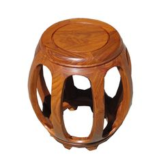 Huali barrel round stool, Chinese, Ebay $441.00 New other (see details) in Home & Garden, Furniture, Benches & Stools