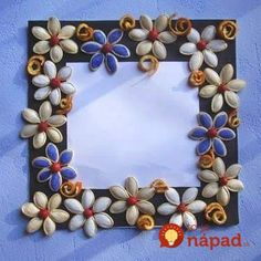 seed craft ideas for kids,adult Diy Crafts For Gifts, Rock Crafts, Diy Home Crafts, Diy Arts And Crafts, Creative Crafts, Paper Crafts, Art N Craft, Craft Work, Pumpkin Seed Crafts