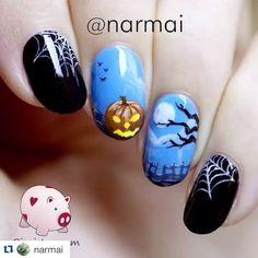 @narmai Halloween idea #craftyfingers
