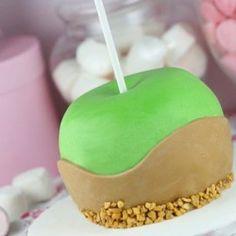 popcake pomme d'amour