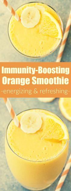 1 large orange, peeled ½ medium banana 1 cup frozen mango pieces ½ cup almond milk ¼ teaspoon vanilla extract