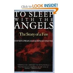 To Sleep with the Angels by David Cowan.  The tragic true story of the 1958 fire at Our Lady of the Angels Catholic school in Chicago.