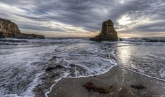 the sentinel | davenport, ca by elmofoto, via Flickr