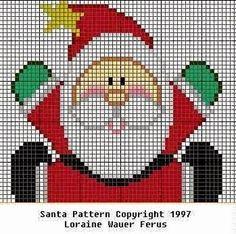 Boa noite  Segue mais gráficos natalinos, lindos que vou bordar alguns...                                                                   ...