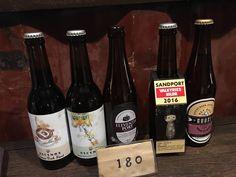 craft beer ที่ ร้านอาหาร BURN BABY BURN ตลาดรถไฟรัชดา