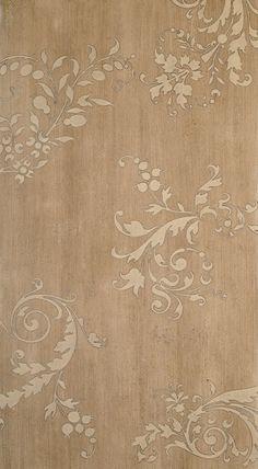 Modello Designs Stencils, stenciled flooring like this?