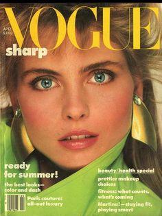 Vogue April 1985