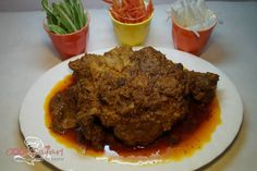An amazing recipe of Nawabs, Mutton Raan is delicacy of Lucknow. This dish needs little planning but easy to make. http://goo.gl/bUjHtH