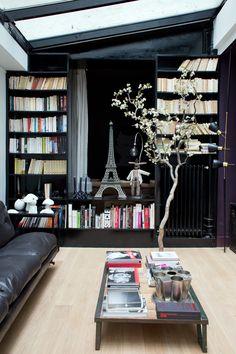 Interior Apartment in Paris 7 www.bullesconcept.com