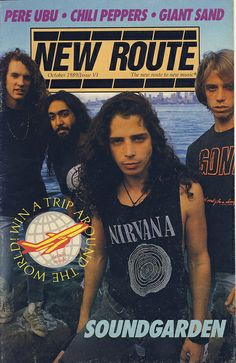 Interiew - 010 New Route Mag Soundgarden - p1
