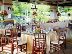 Coto De Caza Golf And Racquet Club Orange County Wedding Location Outdoor Reception