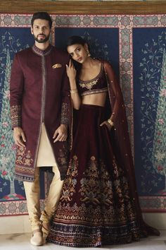 Traditional Indian Clothes - Buy Festive Attire Traditional Indian Dress Online - Source by Ringodavu - Couple Wedding Dress, Wedding Dresses Men Indian, Indian Bridal Outfits, Indian Bridal Fashion, Indian Fashion Dresses, Indian Designer Outfits, Bridal Dresses, Indian Bridal Lehenga, Bridal Sari