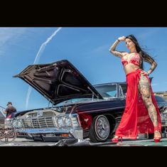 Lowrider Model Cars, Lowrider Bike, Sexy Cars, Hot Cars, Chicano, Latina Models, Chola Girl, Cholo Style, Gangster Girl
