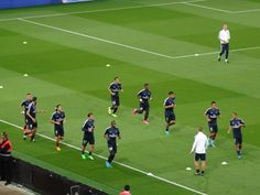 Suite de l'avant-match de Di Maria avec le Paris Saint-Germain pour sa première titularisation à l'occasion de PSG-Bordeaux, au Parc des Princes.